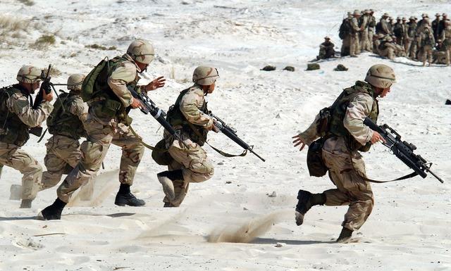 Výcvik vojakov